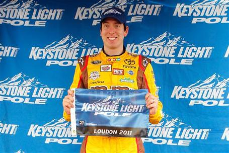 New Track Record for Kyle Busch