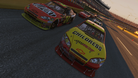 Raveview: NASCAR 2011: The Game