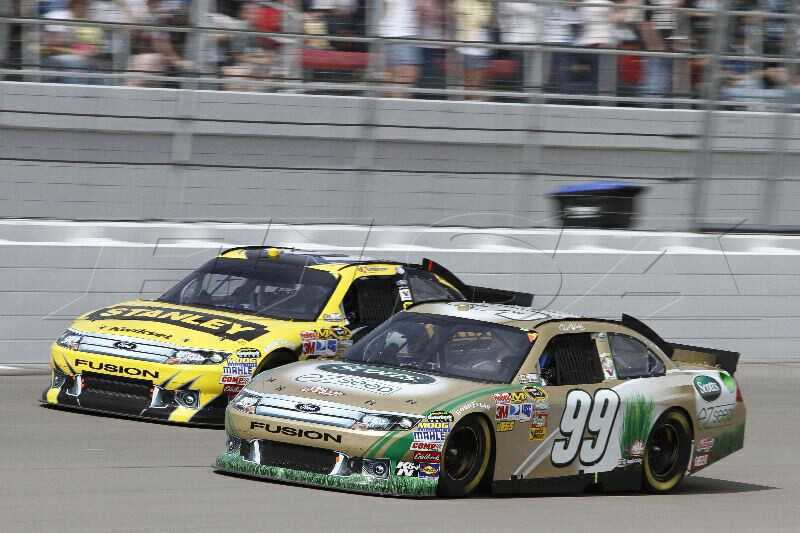 Ford Notes: Carl Edwards 2011 Coca Cola 600