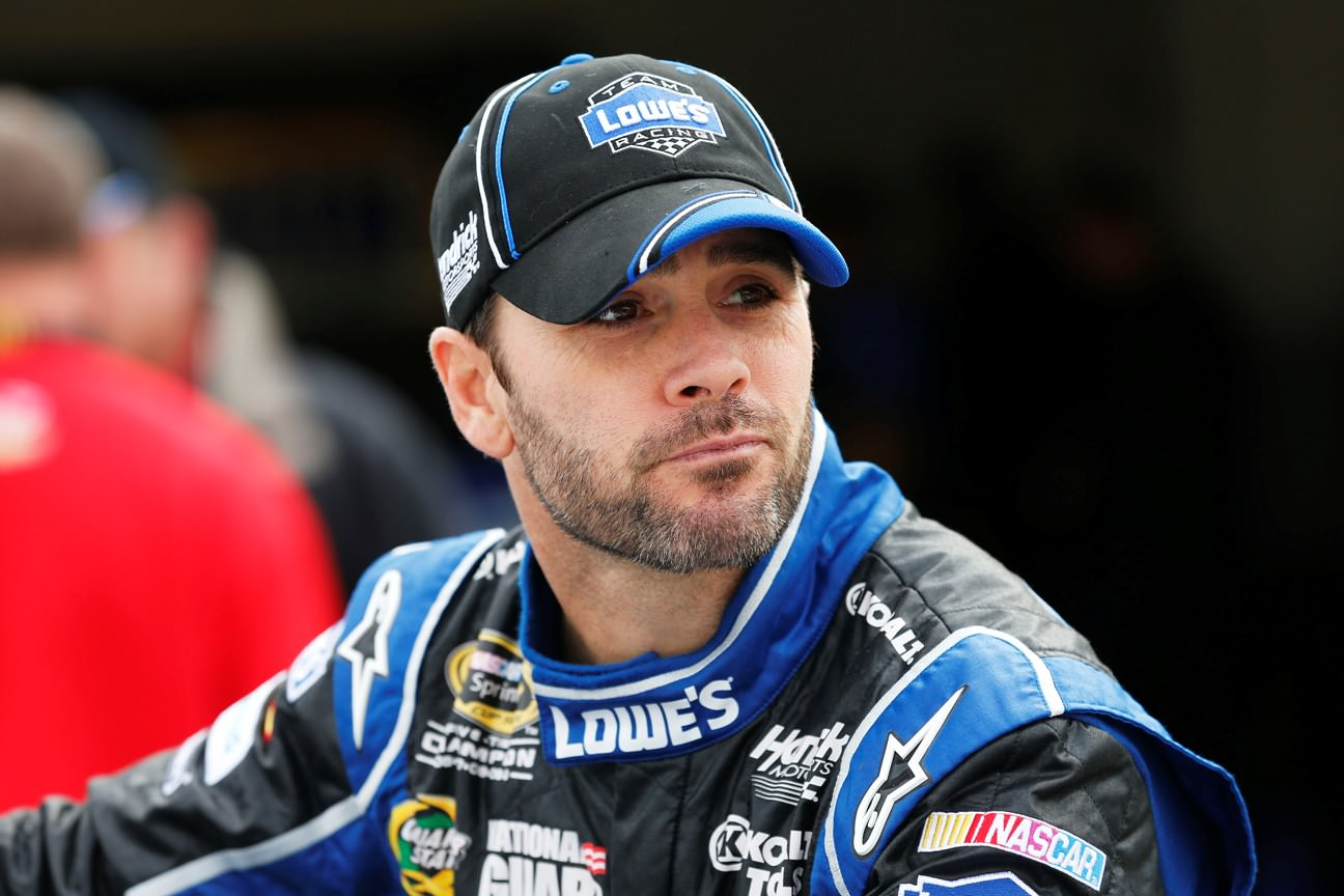 Jimmie Johnson Considers Hall of Fame Process