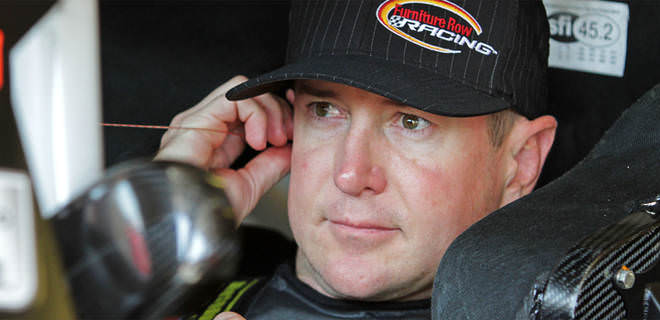 Busch Penalised for NASCAR Daytona Infraction