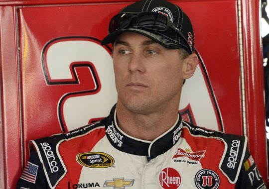 NASCAR Indy Qualifying Dominated by Harvick