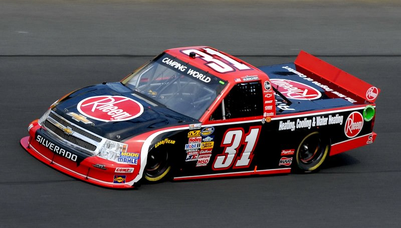 NASCAR Nationwide and World Camping Truck Series