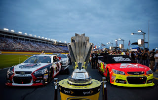 The Sprint Cup Championships
