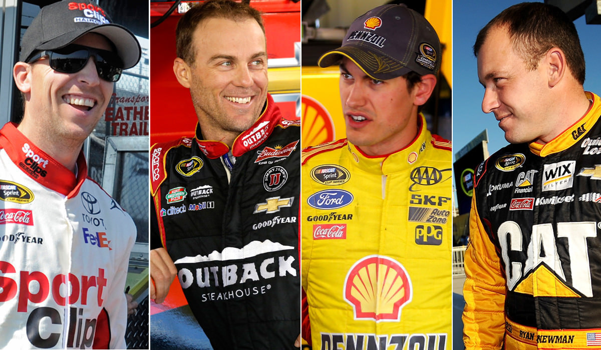 NASCAR Chase Final Four Decided