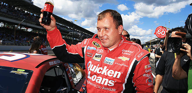 Ryan Newman to Drive New Chevrolet SS This Weekend