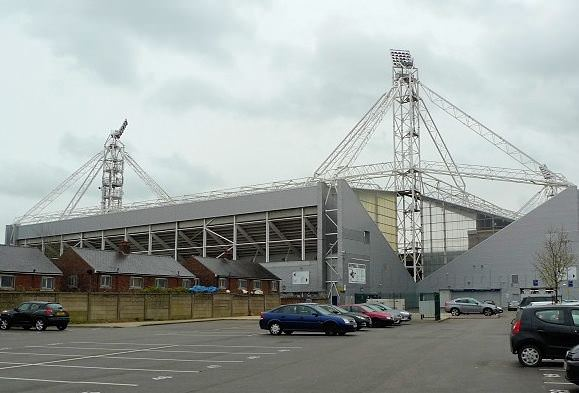 Why did Preston change the colours around their stadium?