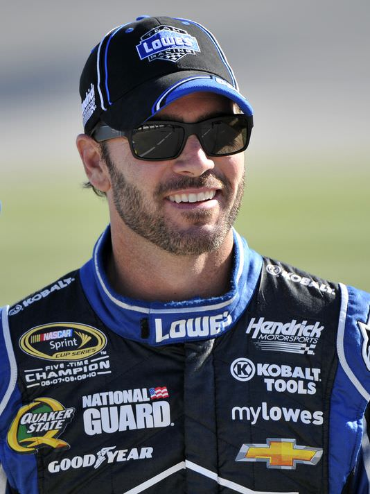 Will Jimmie Johnson win this year's NASCAR championship?