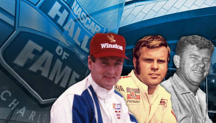 Five NASCAR Drivers Voted in to Hall of Fame