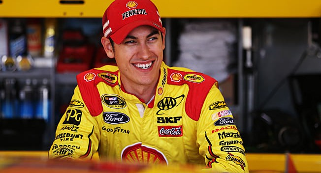 Exciting Sprint Cup Race Sees Joey Logano the Victor