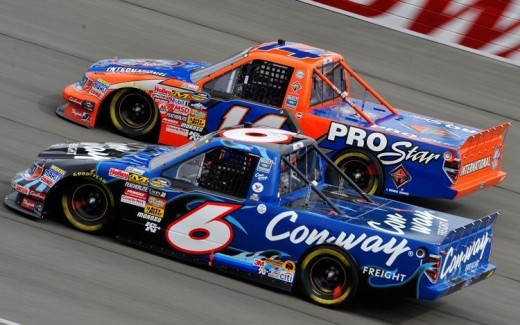 Nationwide and Camping World Truck Series Roundup